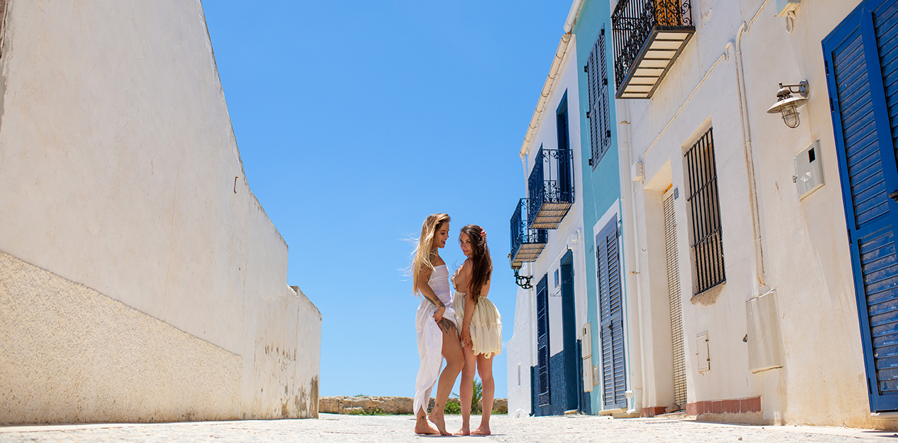 Shooting Isla de Tabarca -