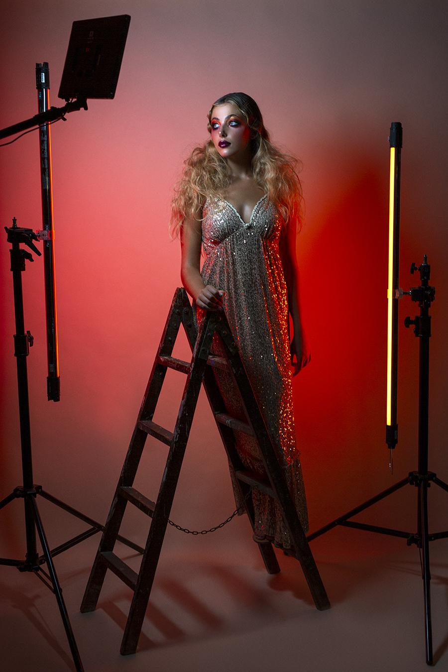 Workshop de retrato en estudio con luz led - Workshop de retrato en estudio con luz led | Madrid