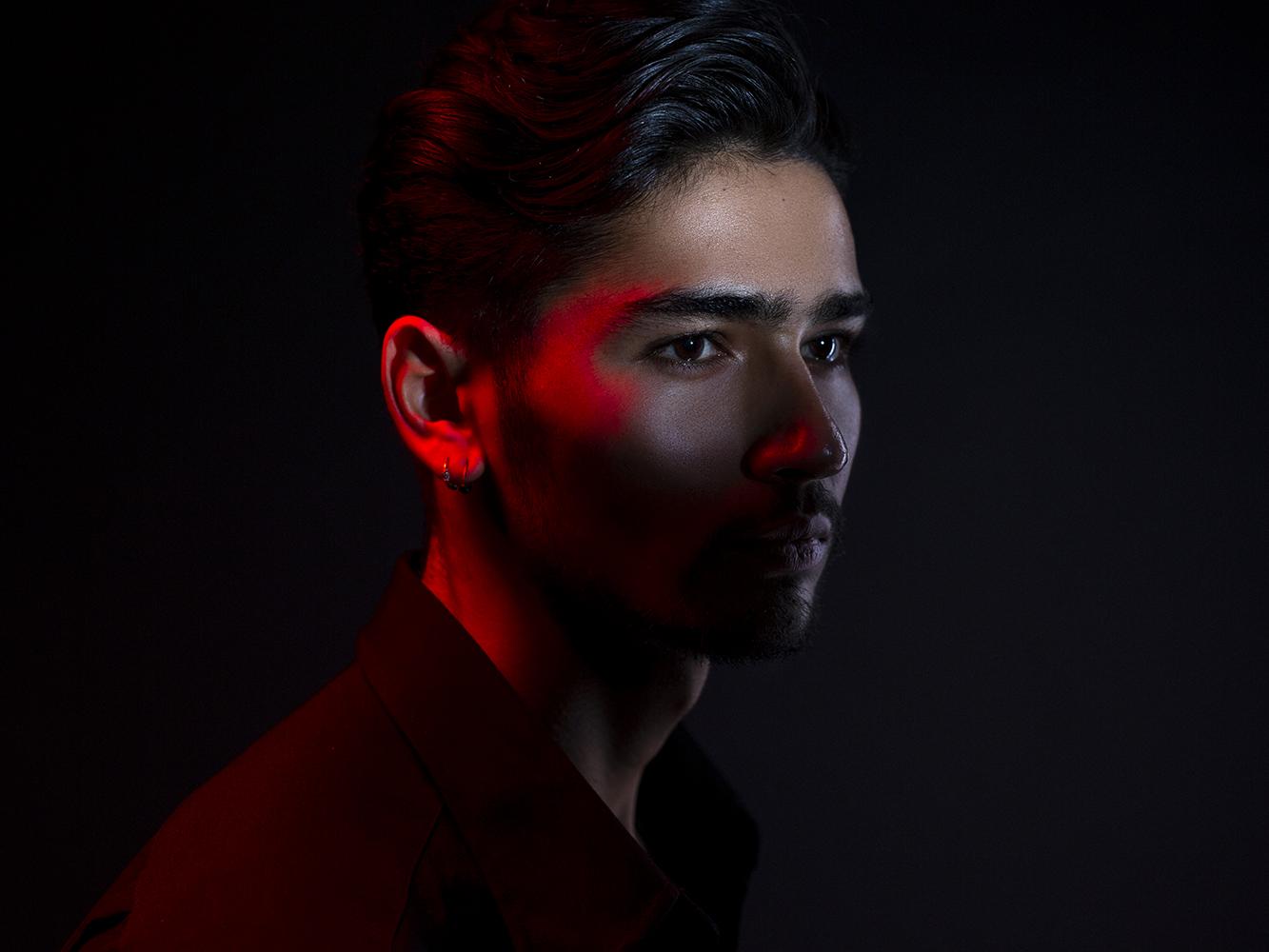 Workshop de retrato en estudio con luz led - Workshop de retrato en estudio con luz led   Madrid