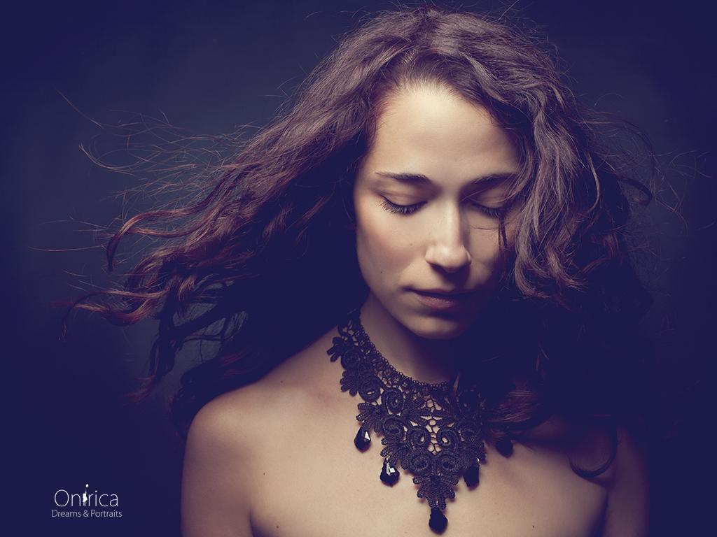 Carmen - Retrato estudio - Retrato profesional en estudio - Modelos - Actores -