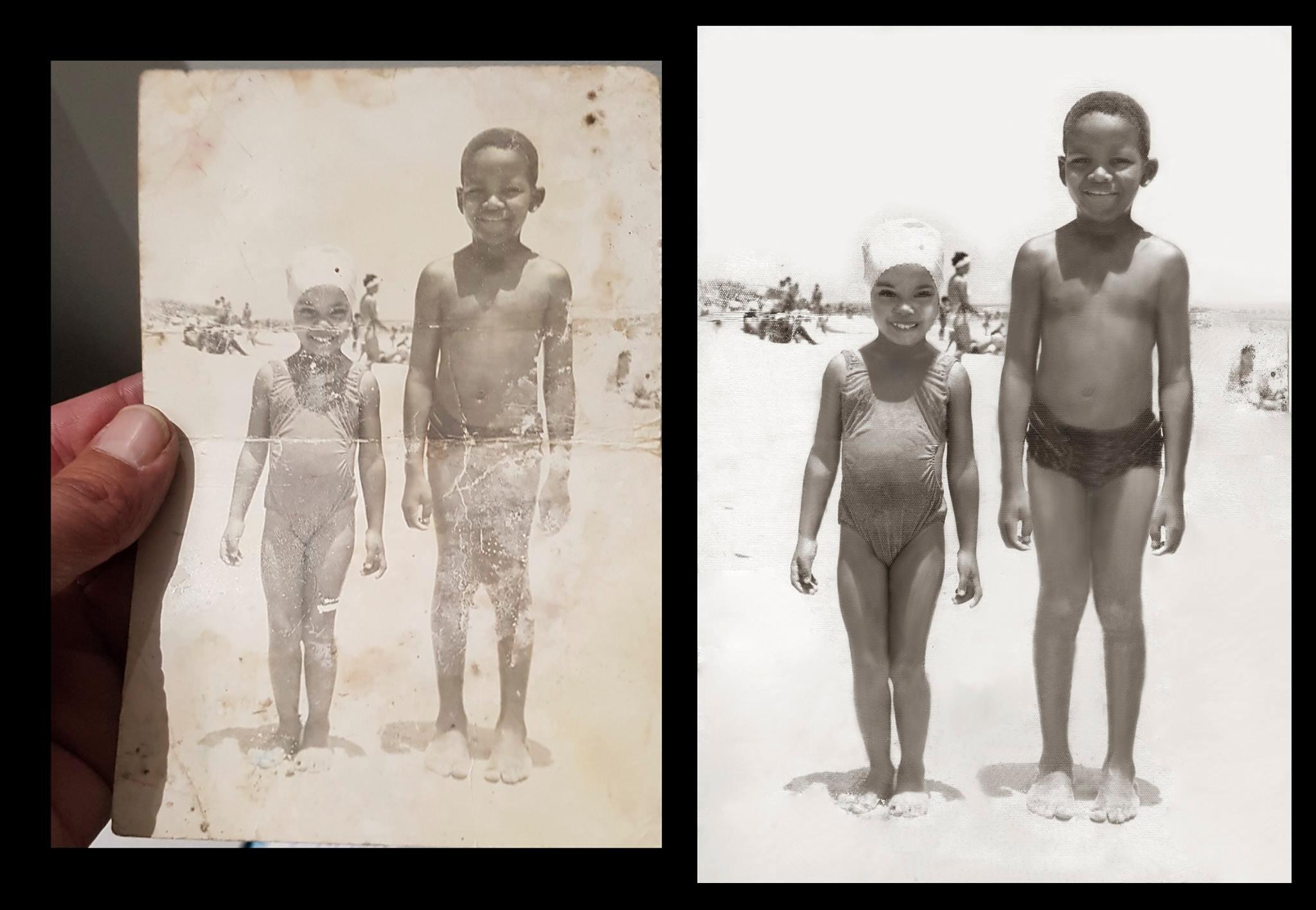 Recuperación de originales antiguos - Fotógrafos Cambre, El Burgo, O Burgo, Pastor fotógrafos, Restauración fotografía antigua. Recuperación originales antiguos. fotos viejas. negativos.