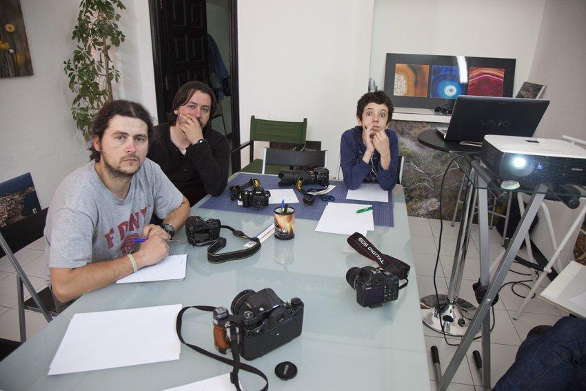Curso de iniciación a la fotografía - Curso fotografía, técnica, manejo de la cámara, velocidad, abertura, obturación