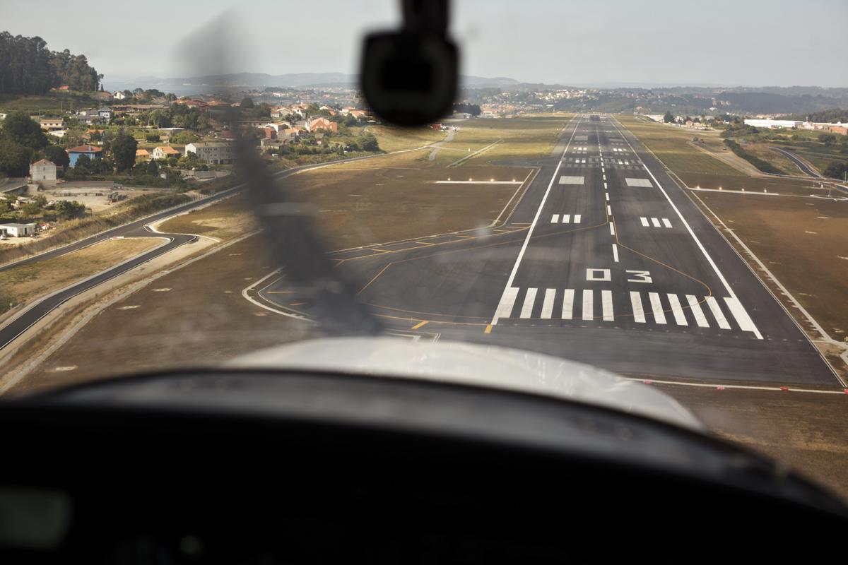 Fotografía aérea - Fotógrafos Cambre, El Burgo, O Burgo, Pastor fotógrafos, fotografía aerea.