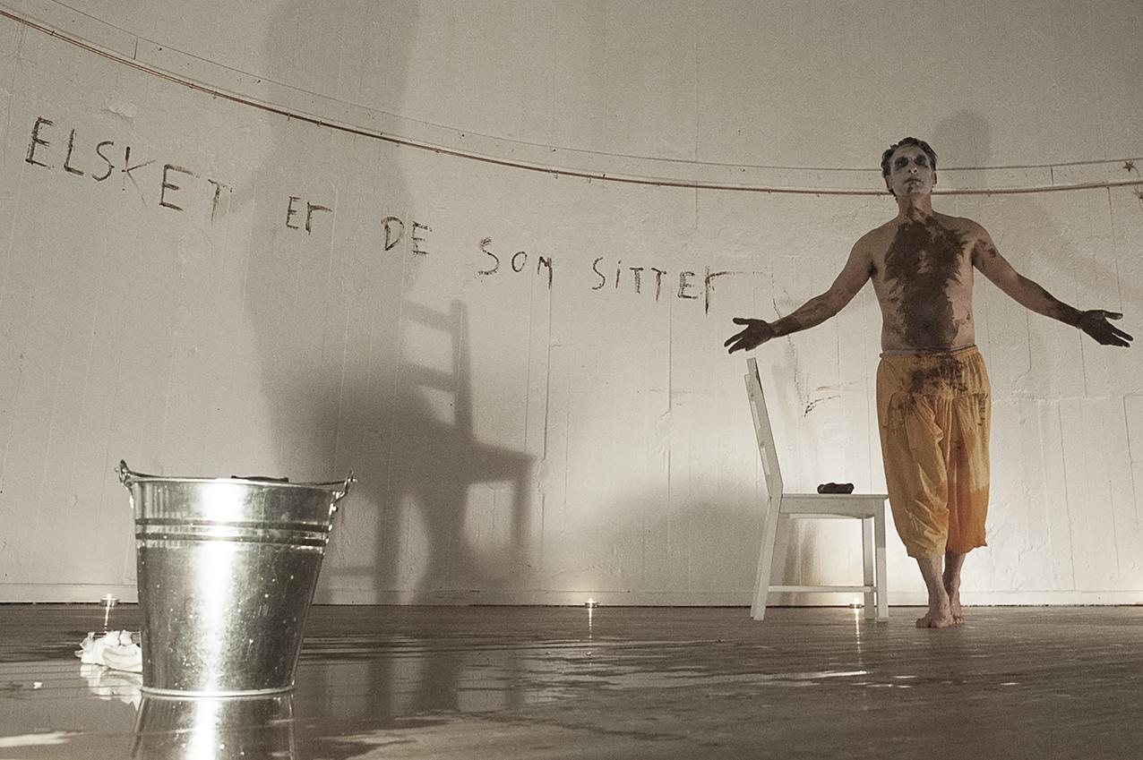 SANGEN FRA KEJELLEREN  - Pere Galera. Performance