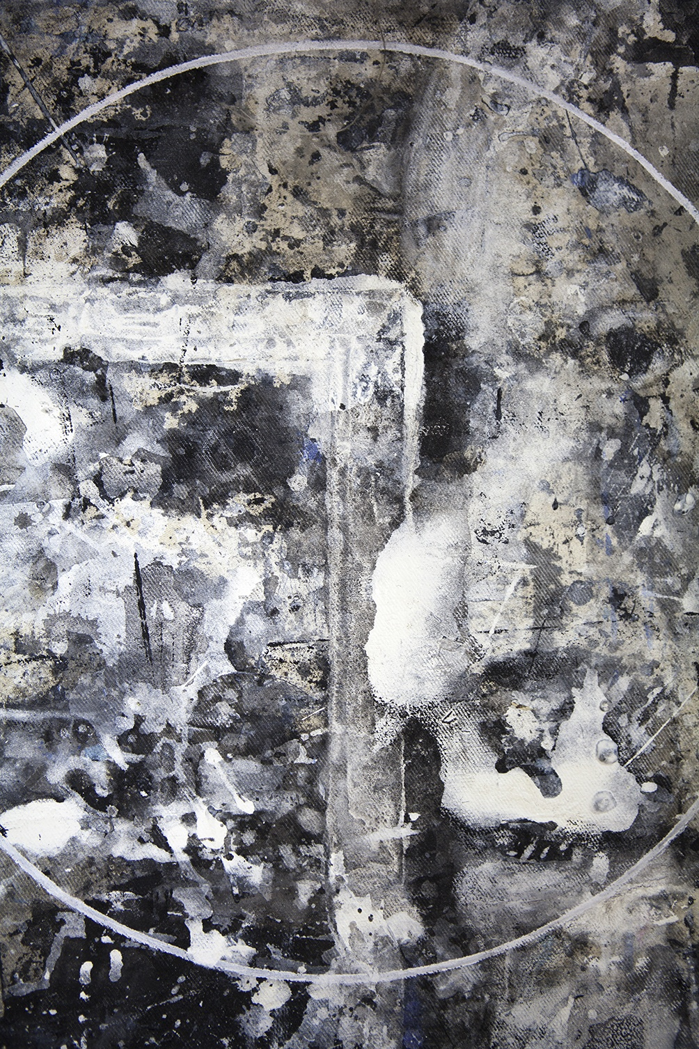 The other side of the mirror / Detail - APPARITIONS floor - Pere Galera