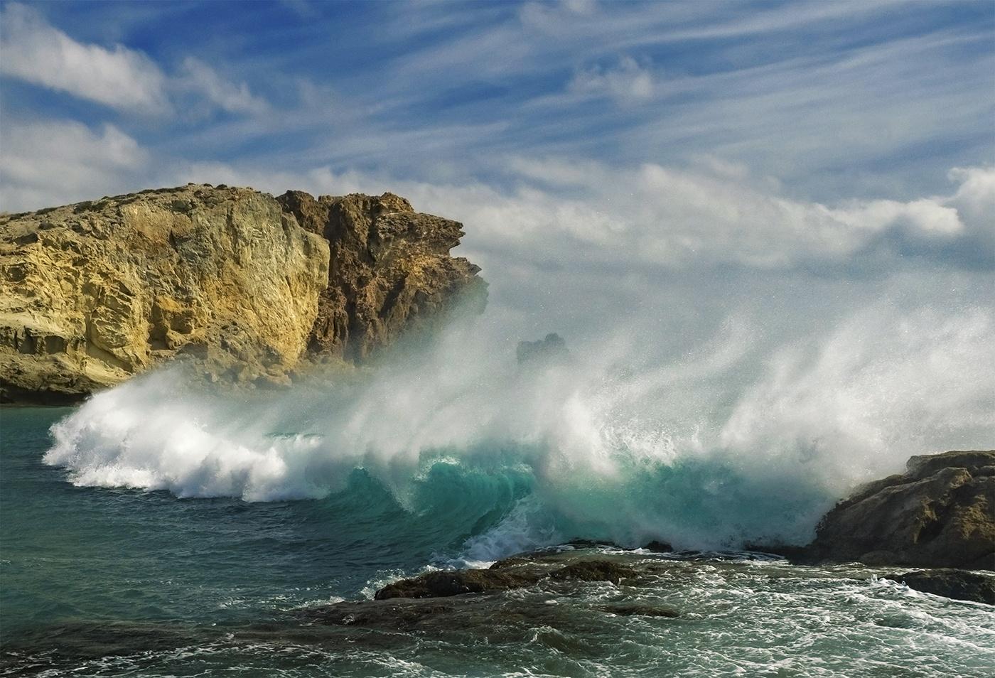 Cabo de Gata - Mediterranean light - Peter Manschot Al Andalus Photo Tour, Landscape photography photos prints workshops Andalusia Spain