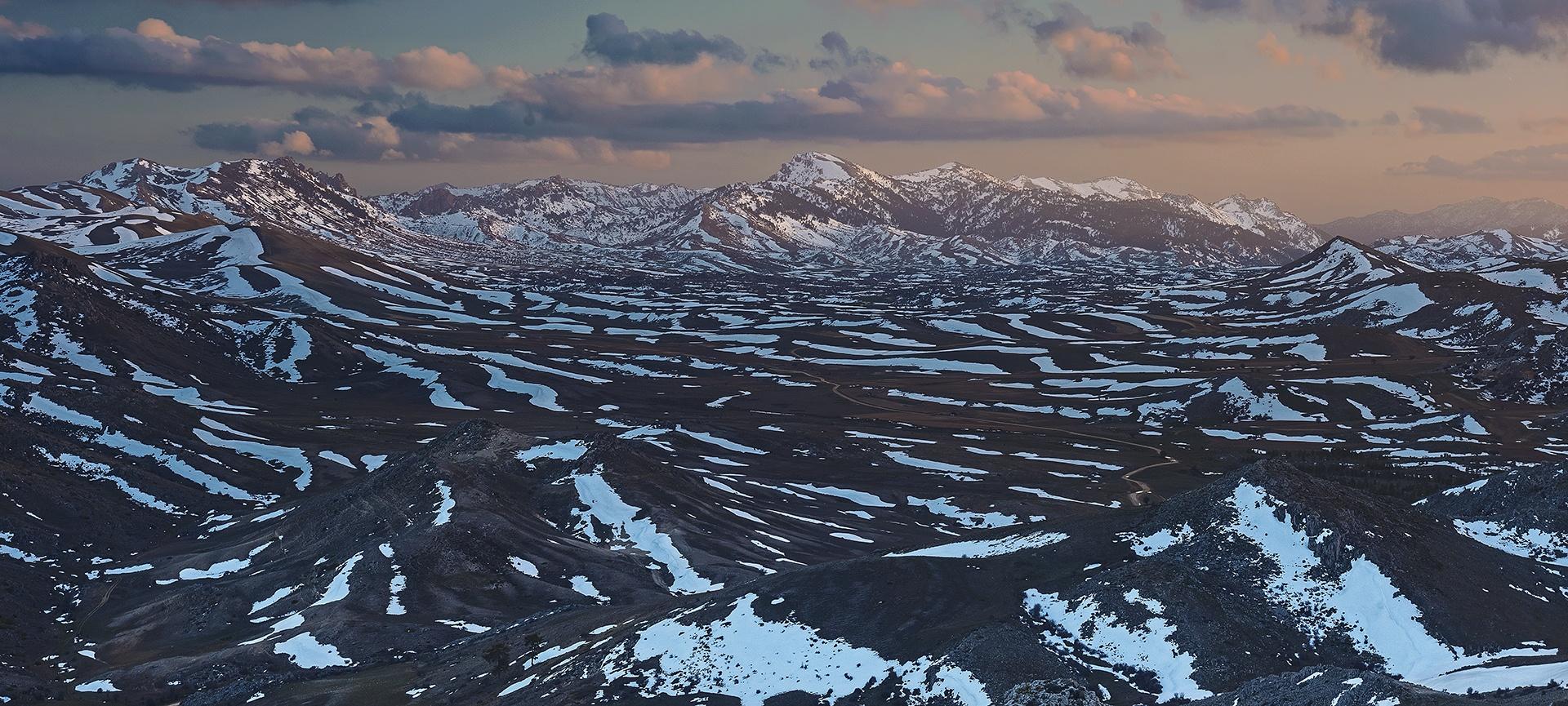 Sierra de Segura - The flow of things - Peter Manschot Al Andalus Photo Tour, Landscape photography photos prints workshops Andalusia Spain