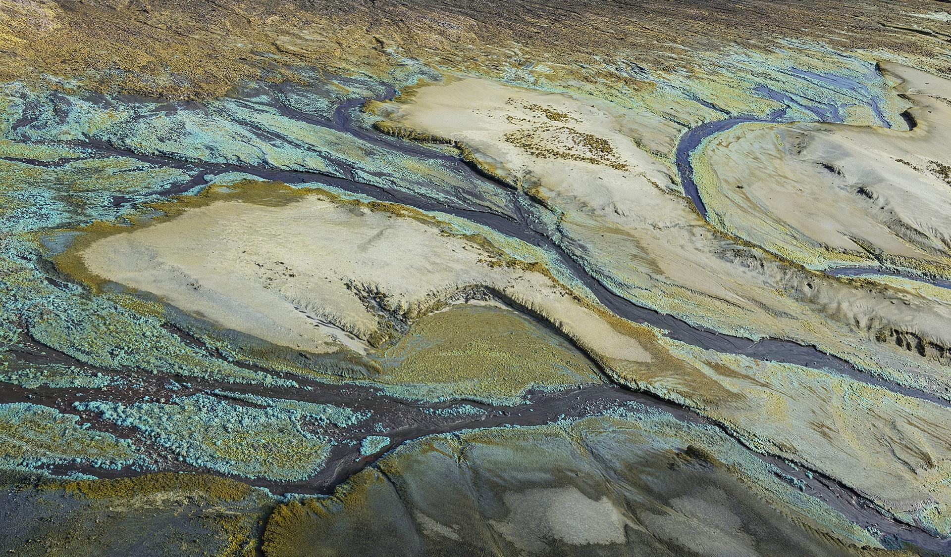 Río Tinto - Sulfuric Art - Peter Manschot Al Andalus Photo Tour, Landscape photography photos prints workshops Andalusia Spain