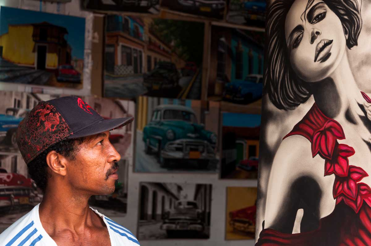 Planet Cuba - Planet Cuba essay - Street photography by Louis Alarcon - Streets of Havana and cuban people
