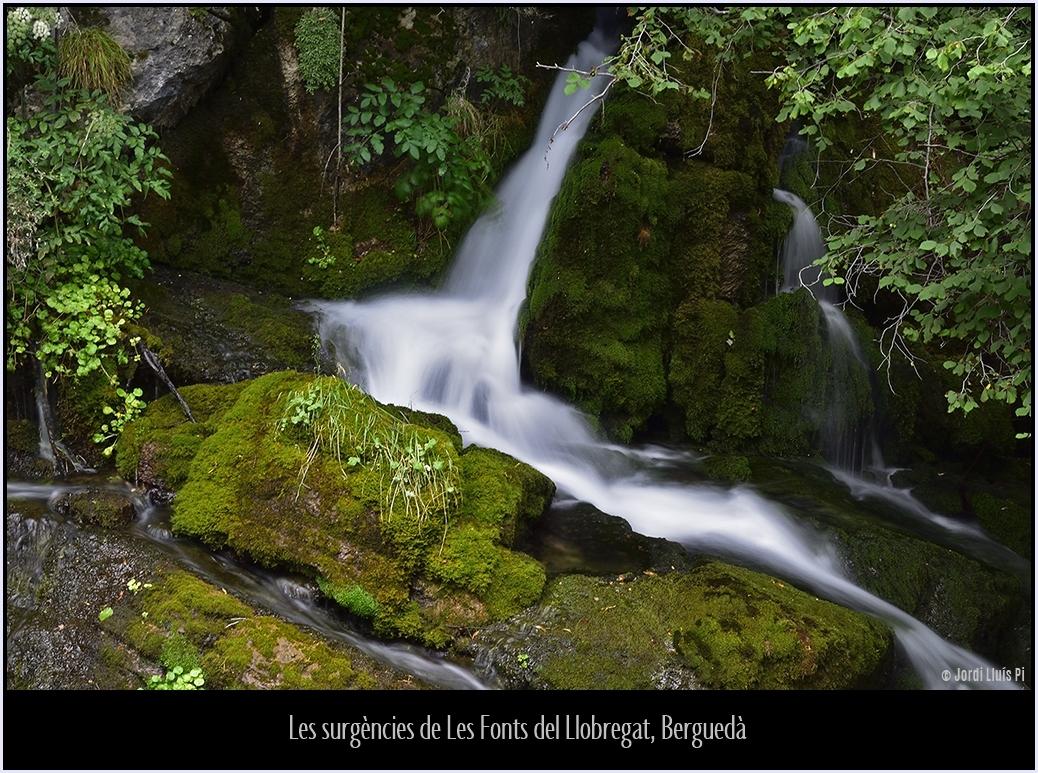 Les Fonts del Llobregat - Les Fonts del Llobregat