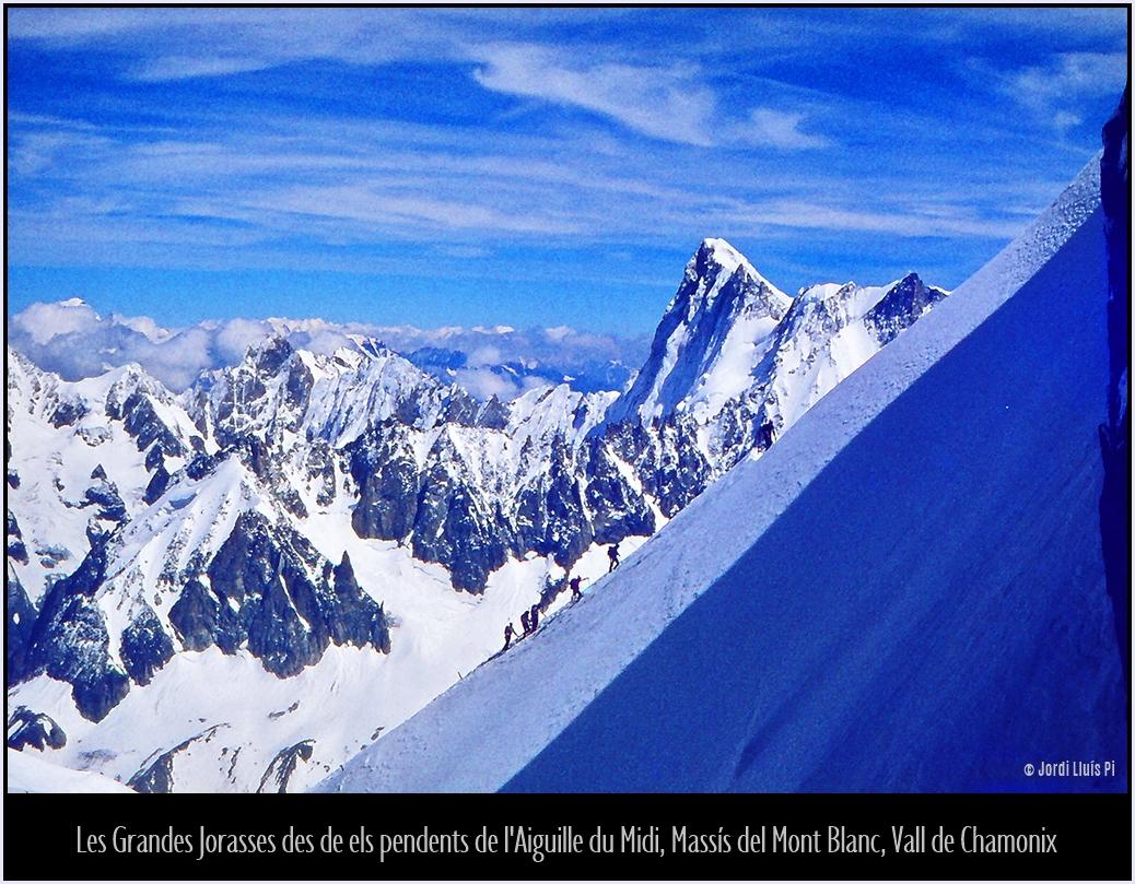 Fotografia del 1978. Escanejada de diapositiva - Alps de l'Alta Savoia - Alps de l´Alta Savoia
