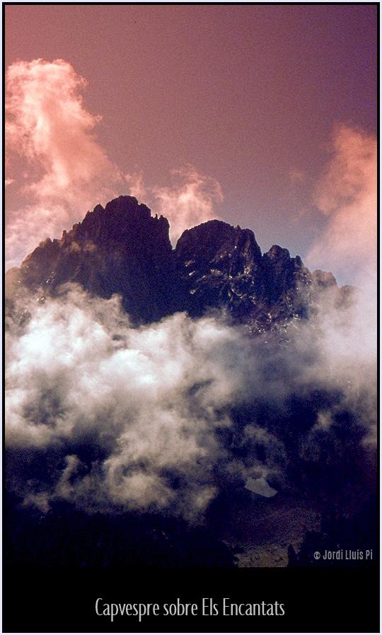 Fotografia del 1987, escanejada de diapositiva - Pirineus  - Jordi Lluís Pi, Una mirada fotogràfica
