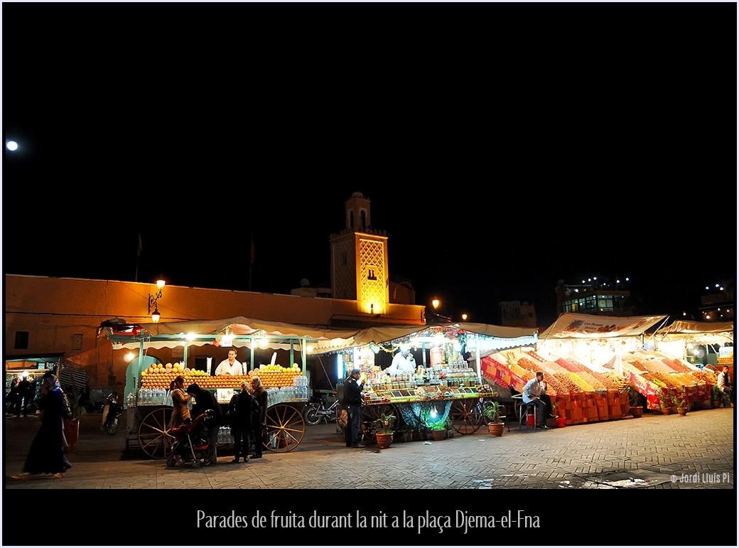 Marràqueix - Jordi Lluís Pi, Una mirada fotogràfica