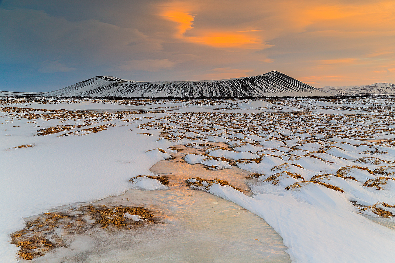 CRATER HVERFJALL-ICELAND - Fran Rubia - Portfolio Natural, Fotografía de Naturaleza de Autor