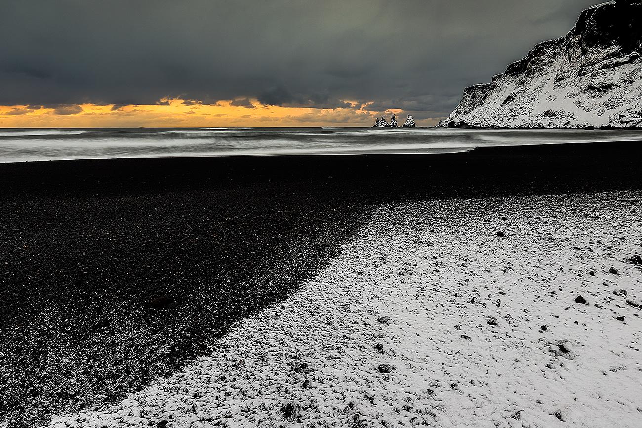 VIK BEACH-ICELAND - Fran Rubia - Portfolio Natural, Fotografía de Naturaleza de Autor
