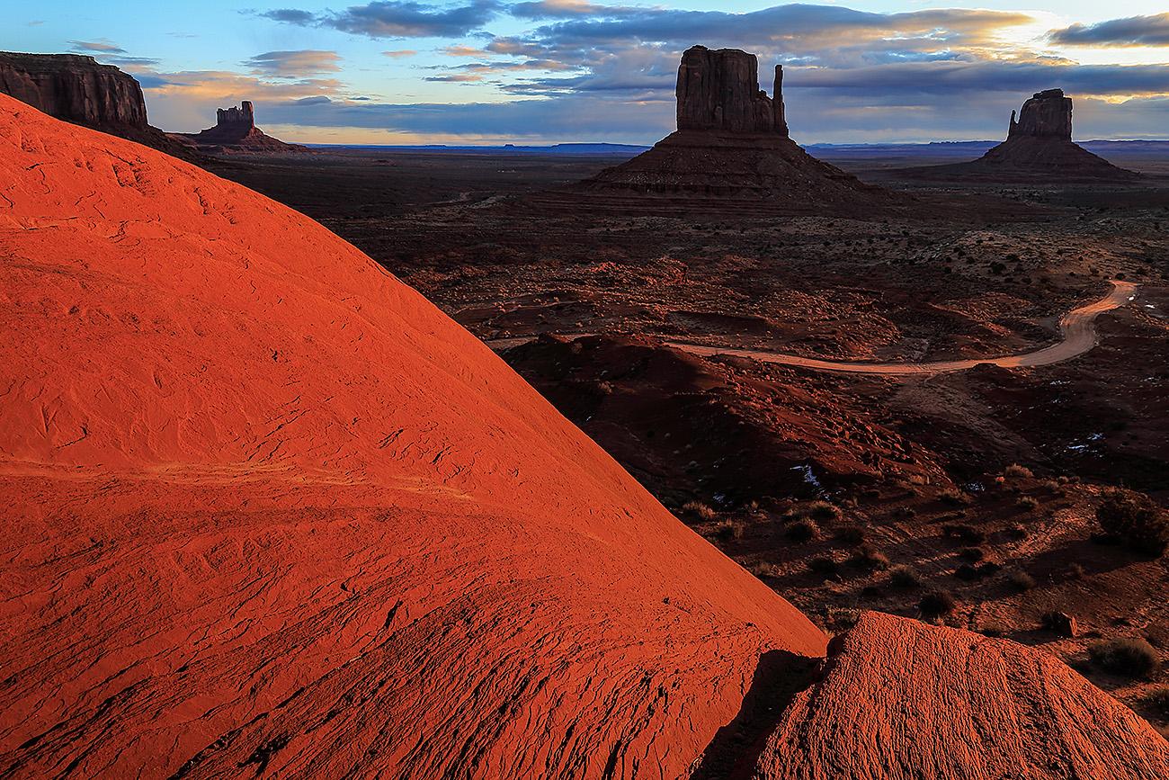 THE MONUMENT VALLEY-USA - Fran Rubia - Portfolio Natural, Fotografía de Naturaleza de Autor