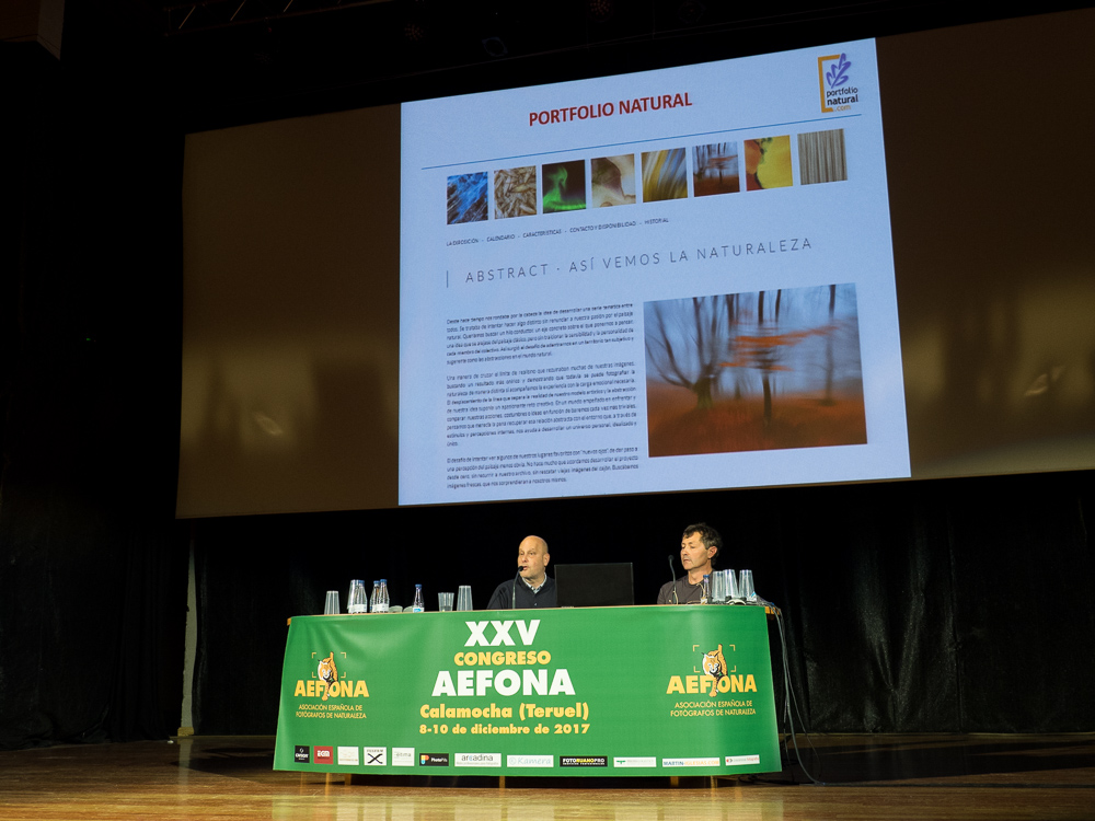 AEFONA 2017 - Portfolio Natural, Fotografía de Naturaleza de Autor