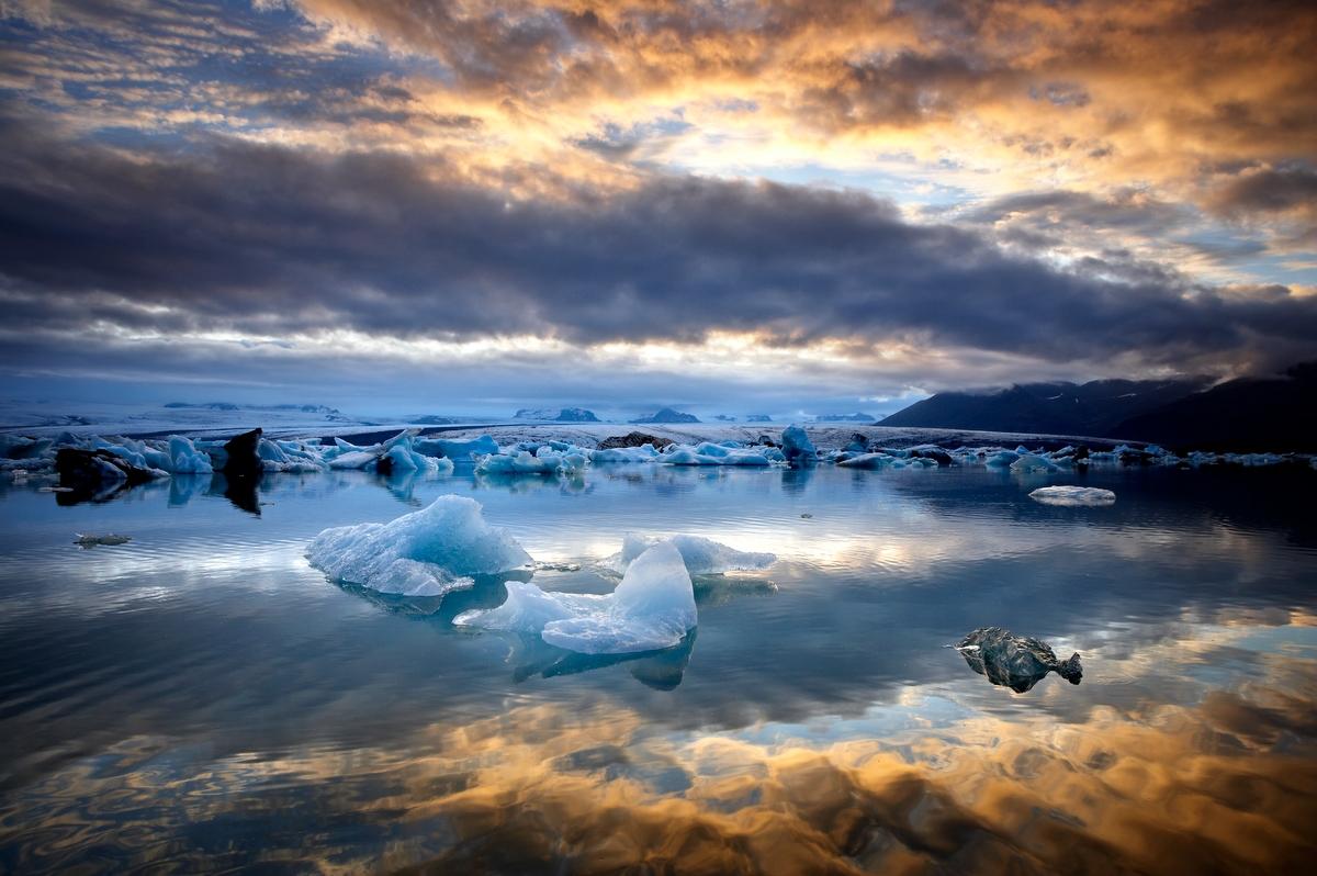 La laguna de los Icebergs. Islandia - Roberto Iván Cano - Portfolio Natural, Fotografía de Naturaleza de Autor
