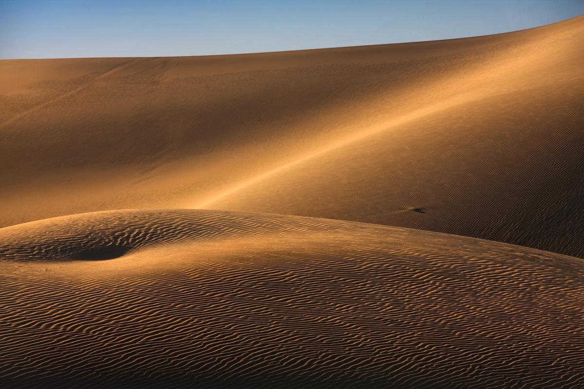 El Ombligo. Death Valley - Roberto Iván Cano - Portfolio Natural, Fotografía de Naturaleza de Autor