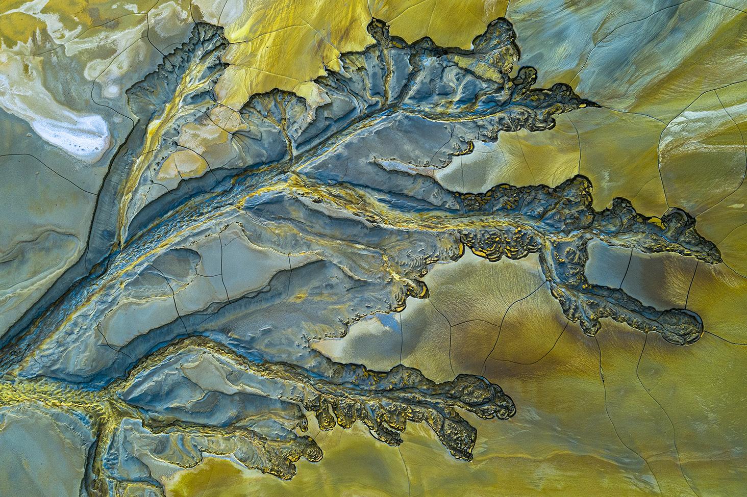 Mineralized Erosion - Ignacio Medem - Portfolio Natural, Fotografía de Naturaleza de Autor