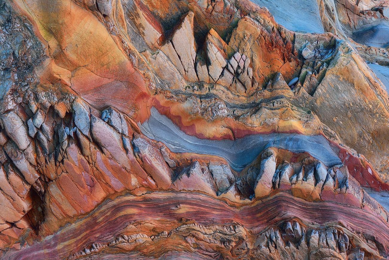 Rhythm color and fracture - Cesar Llaneza - Portfolio Natural, Fotografía de Naturaleza de Autor