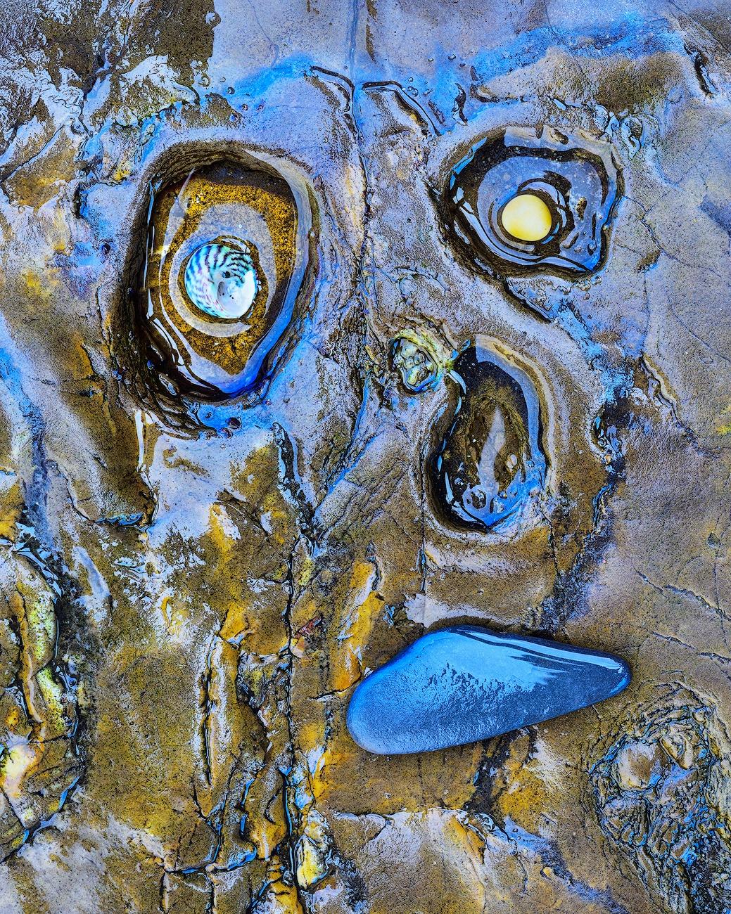 Stone face - Cesar Llaneza - Portfolio Natural, Fotografía de Naturaleza de Autor