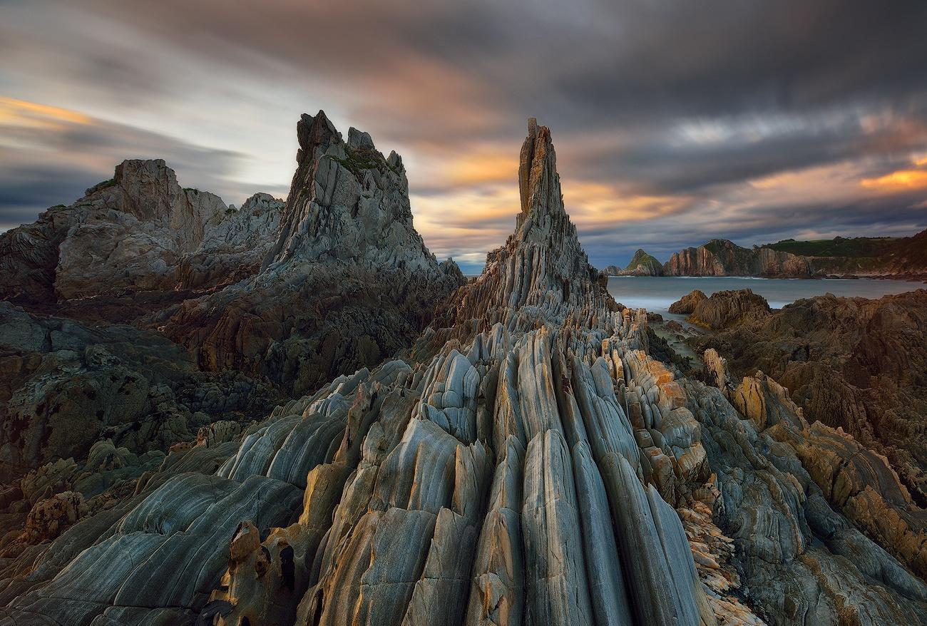 Needles of coast - Cesar Llaneza - Portfolio Natural, Fotografía de Naturaleza de Autor