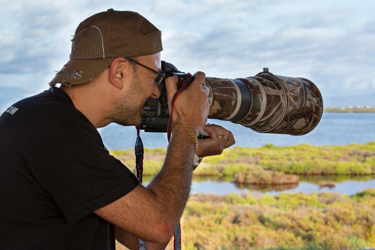 Canon Delta Foto Tour, Delta Birding 2016. Delta del Ebro (Tarragona). España - Momentos - Raimon Santacatalina | Momentos