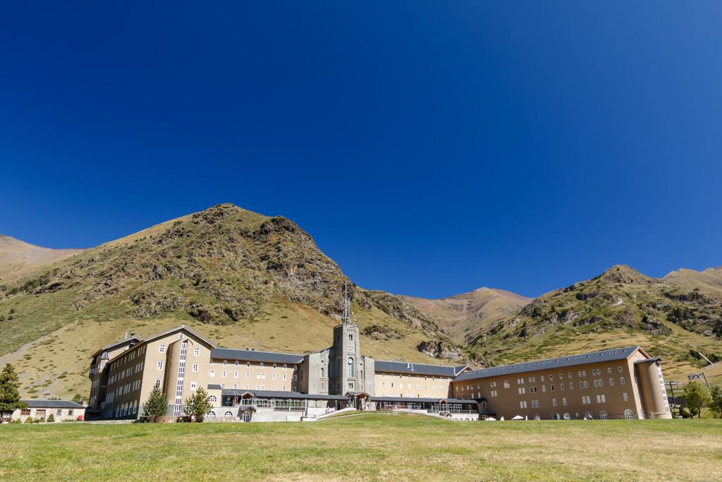 Santuari de la Vall de Núria - Fotografies de paisatges - Raül Carmona - Fotografia, Fotografia d'estudi, esdeveniments i Natura
