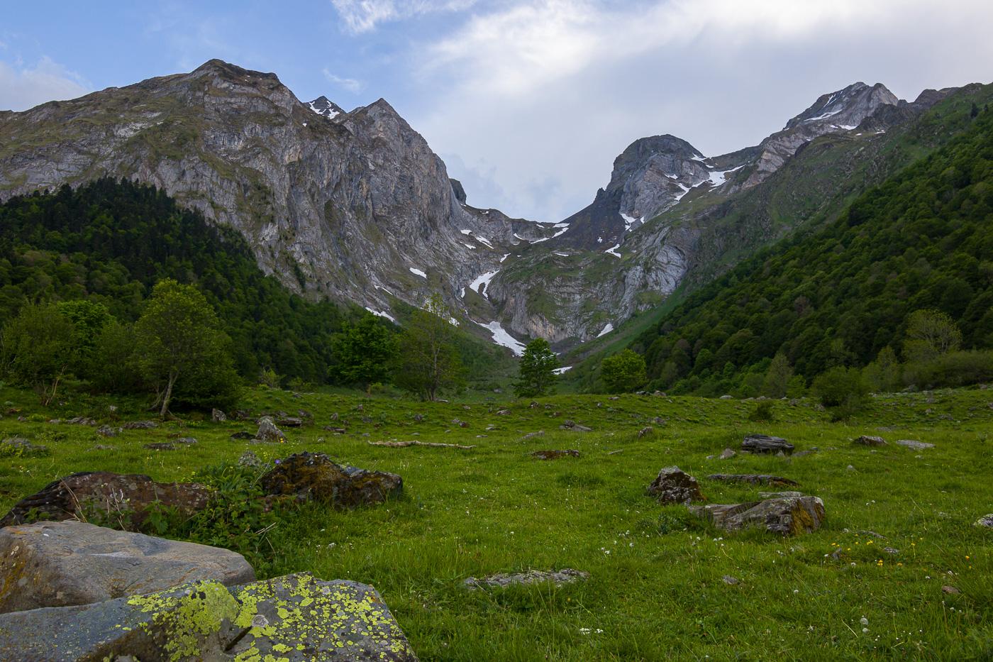 Vall glacial - Fotografies de paisatges - Raül Carmona - Fotografia, Fotografia d'estudi, esdeveniments i Natura