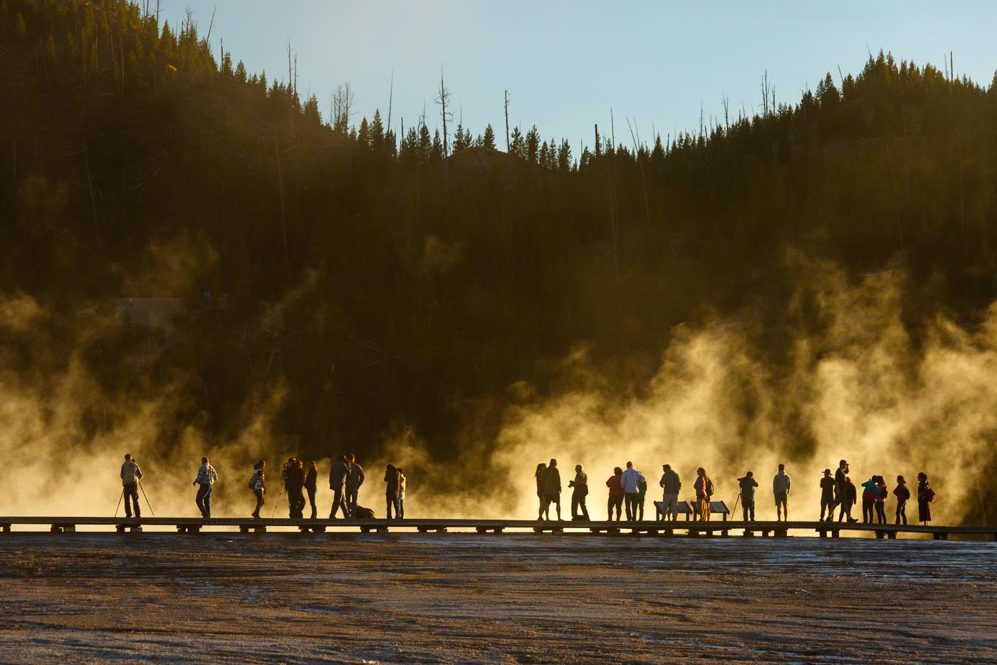 Smoke on the water - Paisatges de Nord-Amèrica - Raül Carmona - Fotografia, Fotografia d'estudi, esdeveniments i Natura
