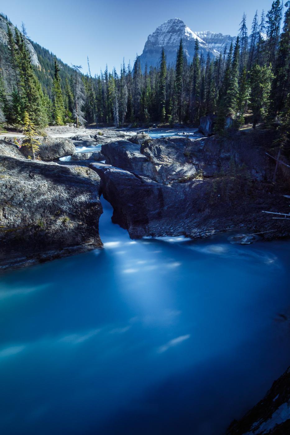 Kicking Horse River slowspeed photography - Paisatges de Nord-Amèrica - Raül Carmona - Fotografia, Fotografia d'estudi, esdeveniments i Natura