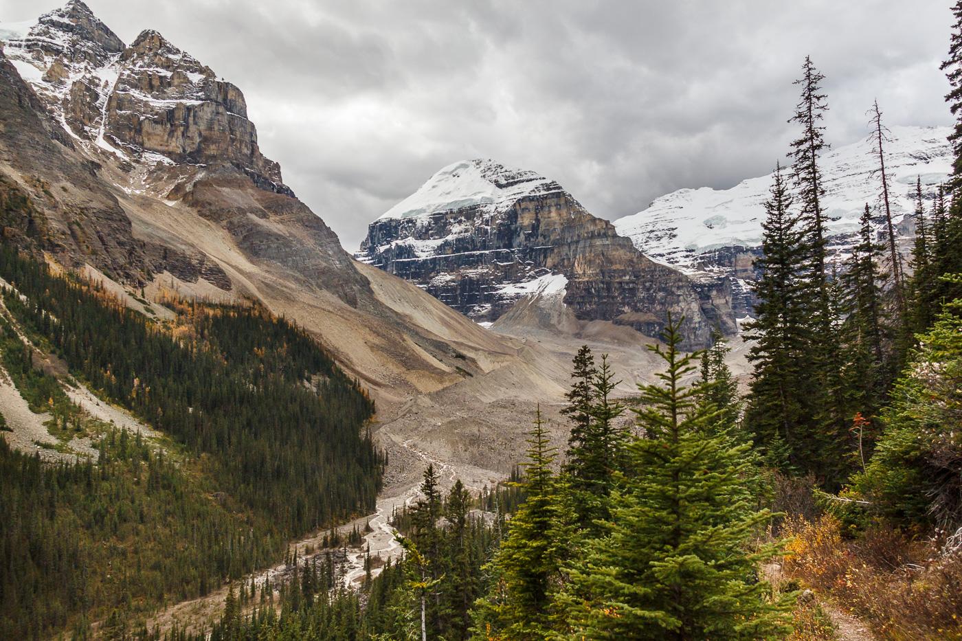Plain of the Six Glaciers - Paisatges de Nord-Amèrica - Raül Carmona - Fotografia, Fotografia d'estudi, esdeveniments i Natura