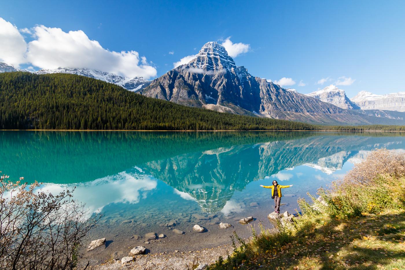 Lake reflections - Paisatges de Nord-Amèrica - Raül Carmona - Fotografia, Fotografia d'estudi, esdeveniments i Natura