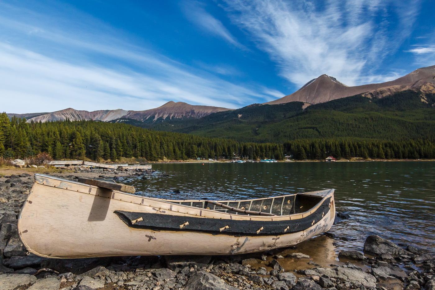 Medicine lake composition - Paisatges de Nord-Amèrica - Raül Carmona - Fotografia, Fotografia d'estudi, esdeveniments i Natura
