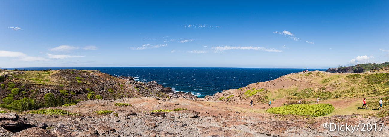 Honokohau Bay, Maui - Hawaii - Ricardo F. Simán, Fotografía