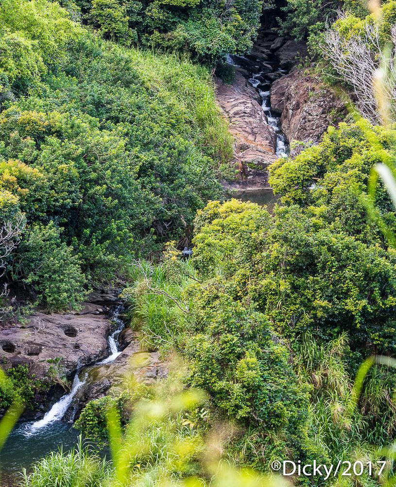 Caida de agua, Maui - Hawaii - Ricardo F. Simán, Fotografía