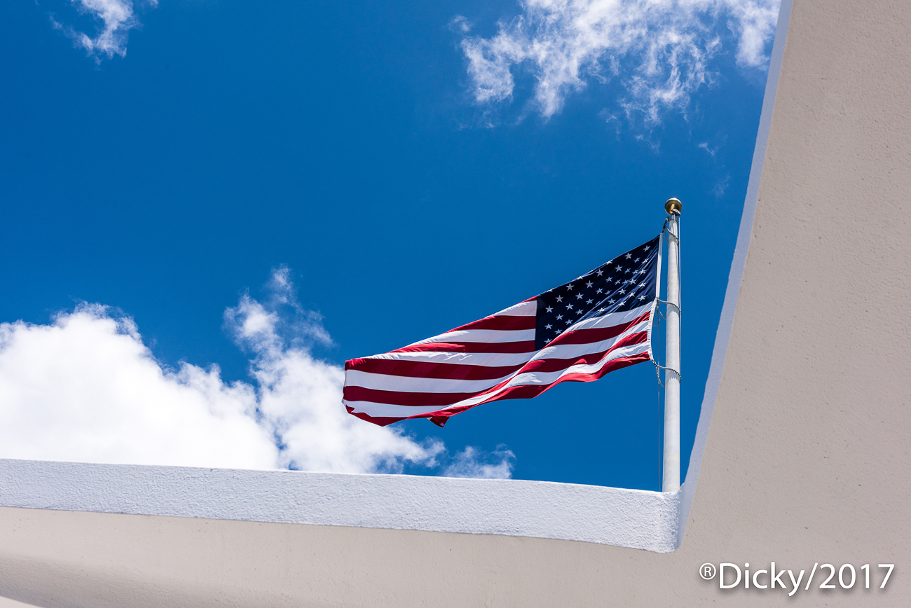 USS Arizona Memorial, Pearl Harbor - Hawaii - Ricardo F. Simán, Fotografía