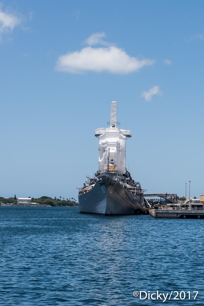 USS Missouri Memorial, Pearl Harbor - Hawaii - Ricardo F. Simán, Fotografía