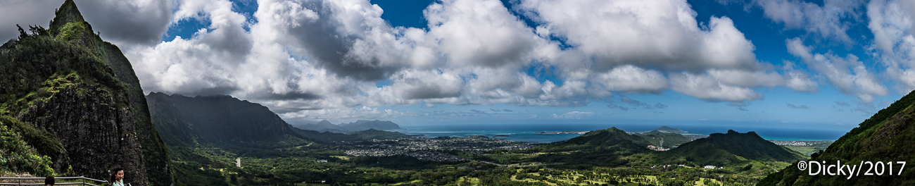 Diamond Head - Hawaii - Ricardo F. Simán, Fotografía
