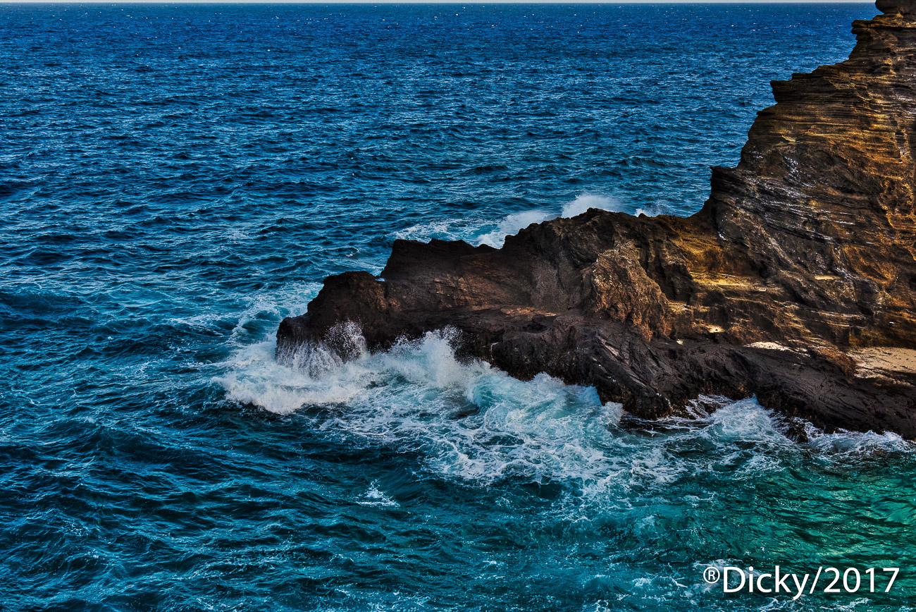 Costa Este de Oahu - Hawaii - Ricardo F. Simán, Fotografía