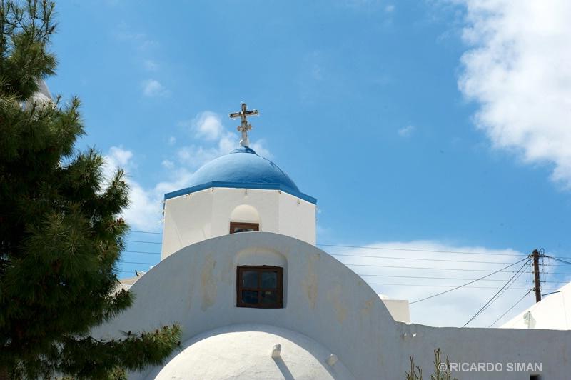 Santorini - Grecia - Ricardo Simán . Grecia