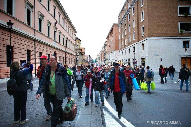 Ciudad del Vaticano - Ciudad del Vaticano - Ricardo Simán . Ciudad del Vaticano