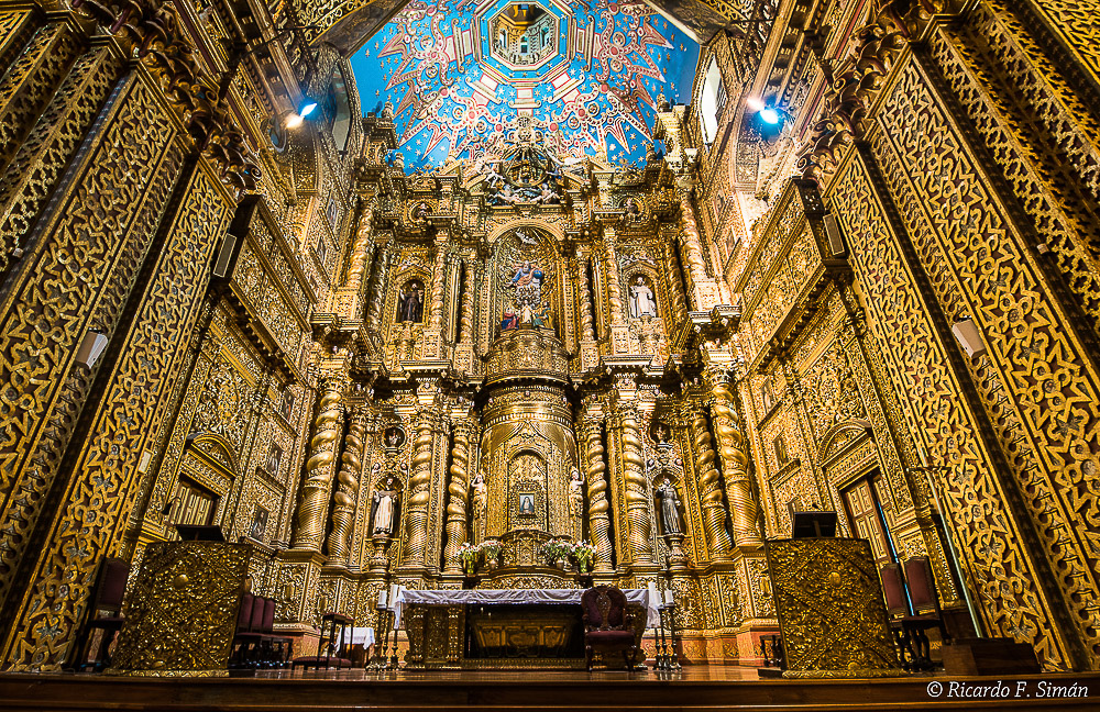 DSC_0374 Altar Mayor - Retablo Mayor - Ricardo F. Simán, Fotografía