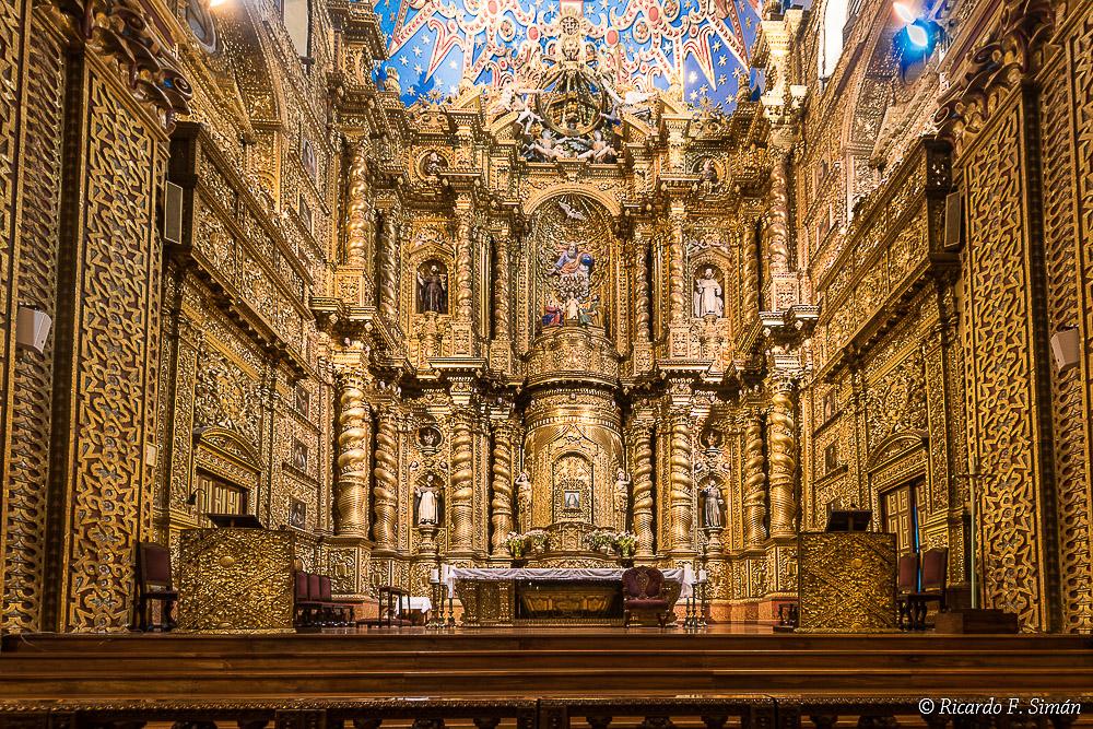 DSC_0375 Altar Mayor - Retablo Mayor - Ricardo F. Simán, Fotografía