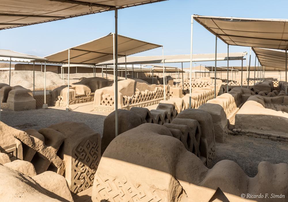 DSC_0091 Ruinas de Chan Chan Trujillo-Editar - Ruinas de Chan Chan - Ricardo F. Simán, Fotografía
