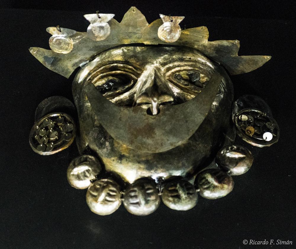 DSC_9741 Máscara Señor de Ucupe - Señor de Ucupe - Ricardo F. Simán, Fotografía