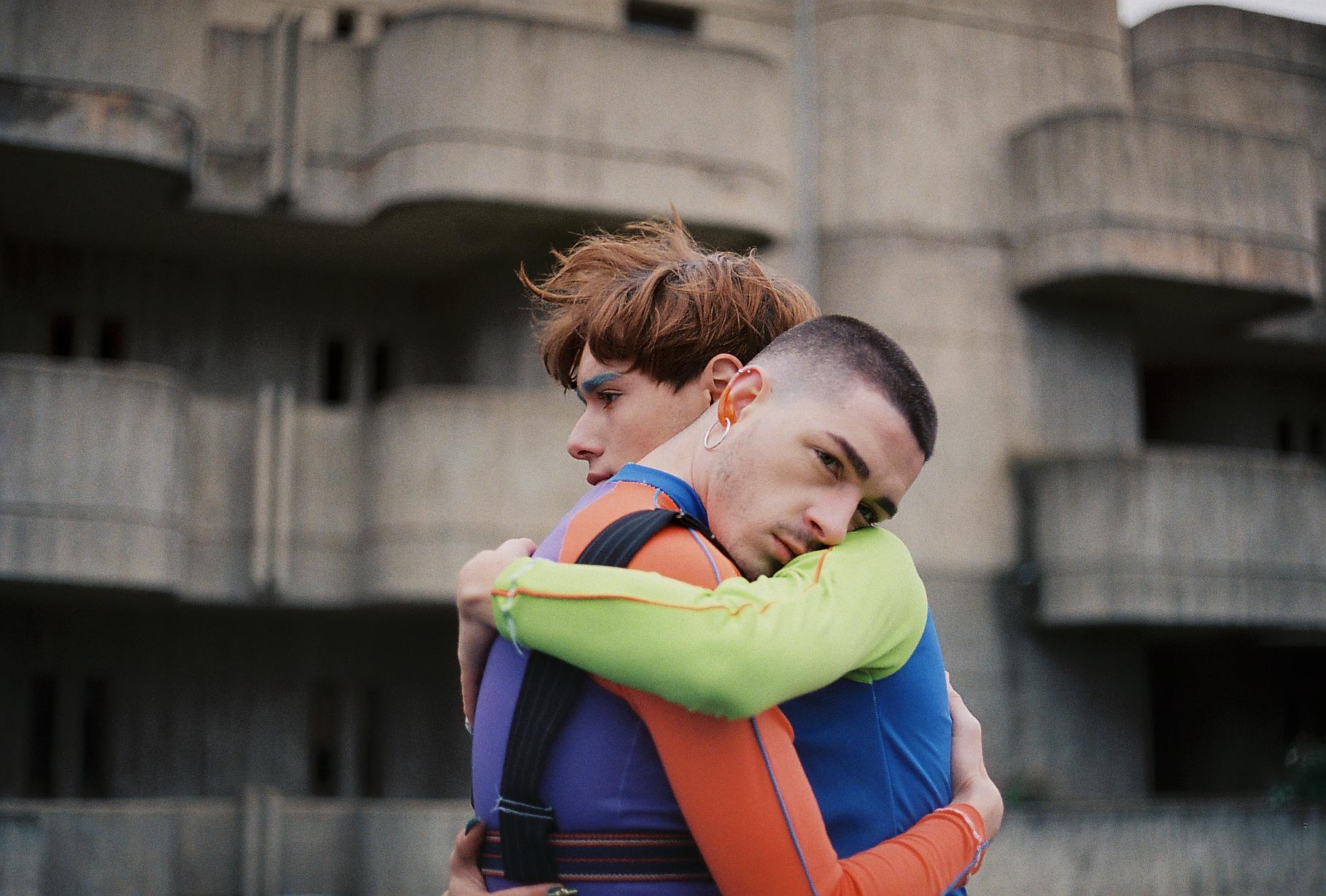 Lane 92 Brutalism, Spain  - Lane 92 | ECO Fashion Film | Brutalism, Spain