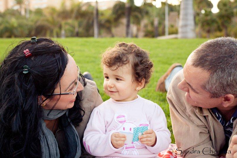 Sesión fotográfica bebé en Las Palmas - Daniela (Sesión bebé) - Fotógrafo niños Las Palmas