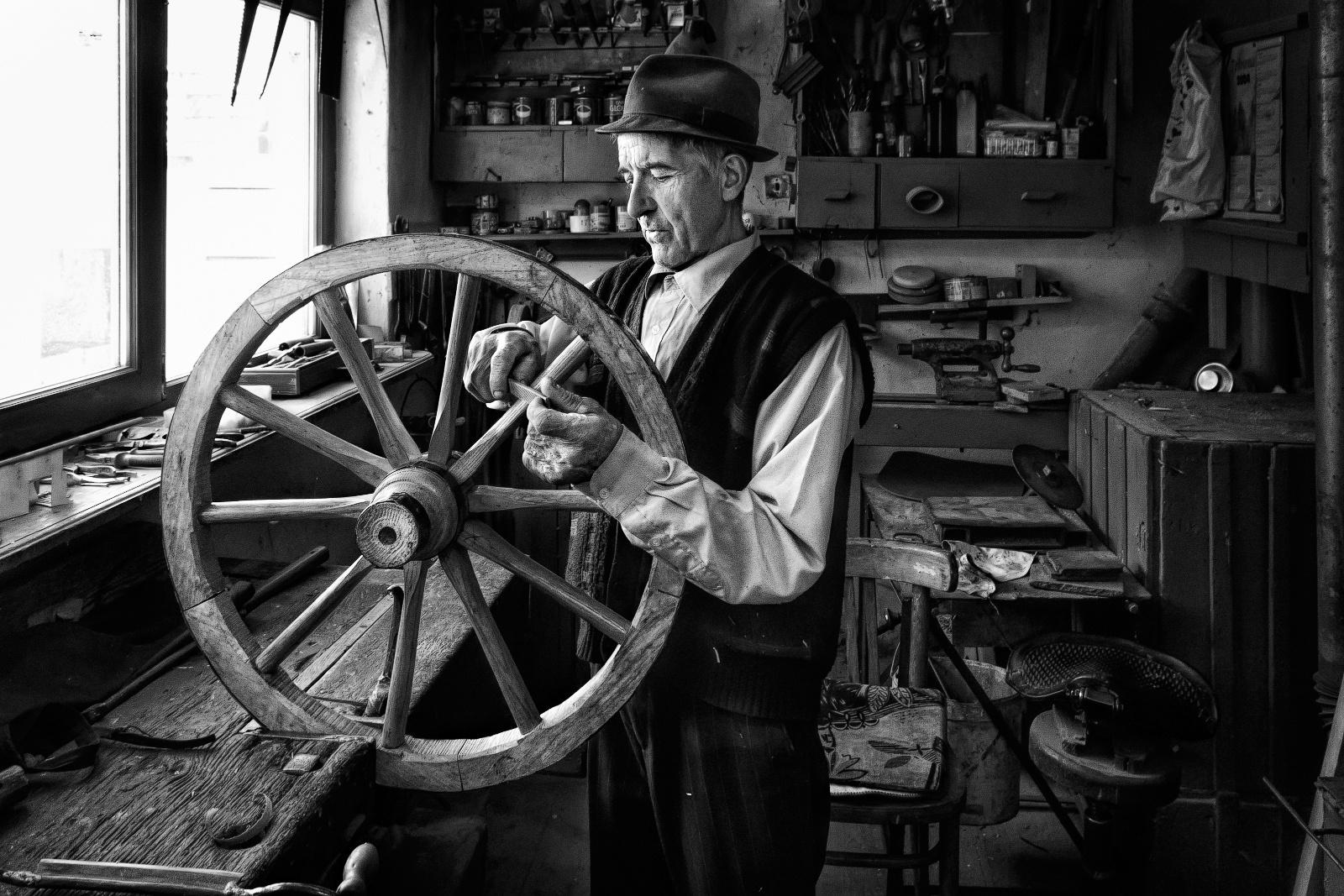 Rumania  - José Beut. Fotografía de Reportaje en Rumanía